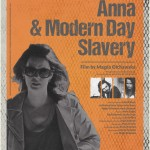Anna & Modern Day Slavery - official poster